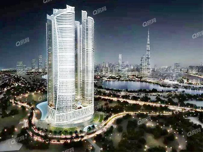 DAMAC Towers by Paramount Hotels Resorts-派拉蒙酒店三卧公寓